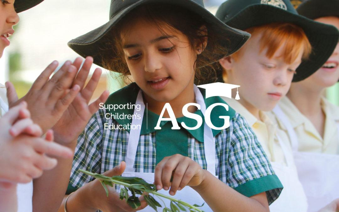 ASG sets the school agenda