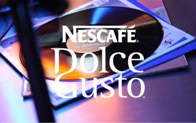 Re-launching Nescafe Dolce Gusto with the help of will.i.am