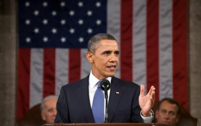 Obama is speaking in town this week and we could all learn a thing or two